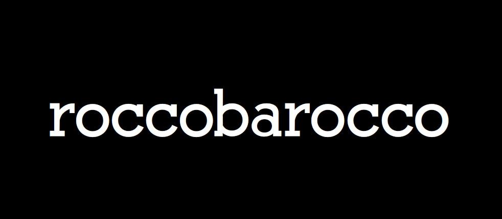 Логотип Roccobarocco