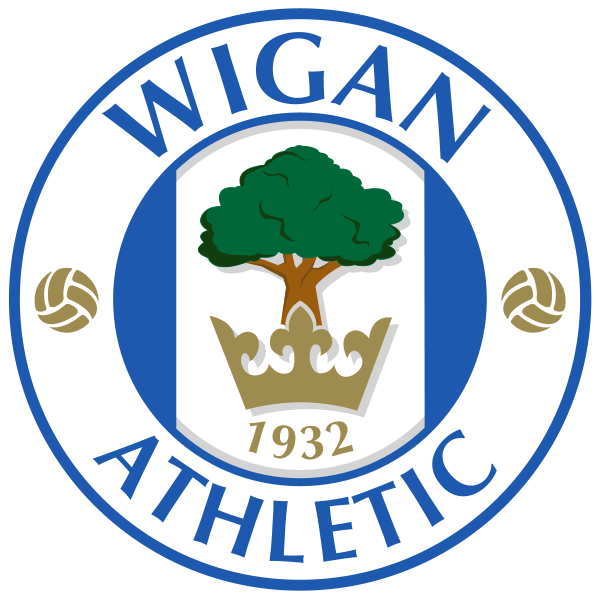 Логотип Wigan Athletic